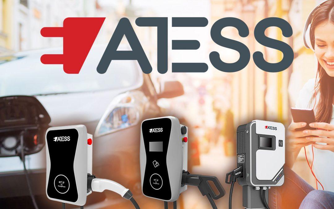 Atess By Growatt: le nuove stazioni di ricarica per veicoli elettrici a connettività completa